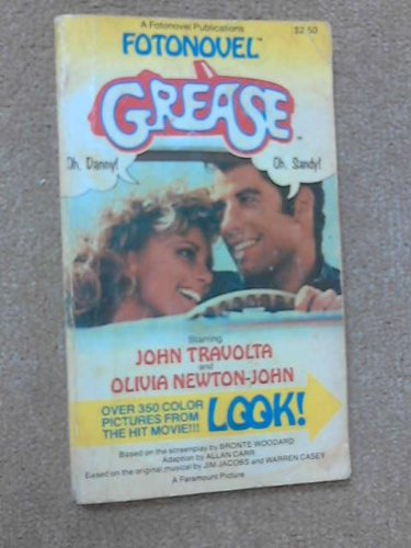[Poster]: Grease: The Official Poster Magazine No. 2 -