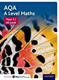 img - for AQA A Level Maths: Year 1 / AS Student Book: Student book book / textbook / text book