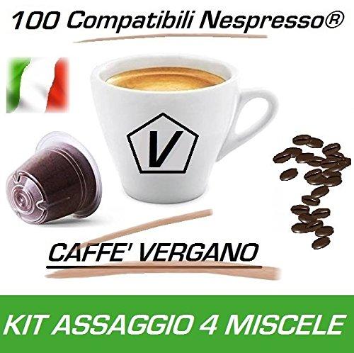 15 opinioni per Capsule Compatibili Nespresso, Kit