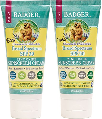 Usda Organic Sunscreen