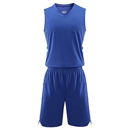 GJFENG Sportswear Conjunto De Uniforme De Baloncesto Chaleco ...