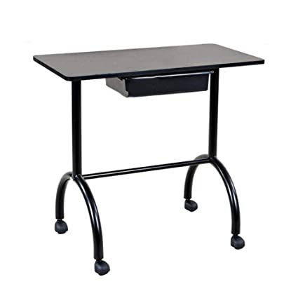 Amazon.com : FMEZY Nail Tableportable Manicure Table Vented ...