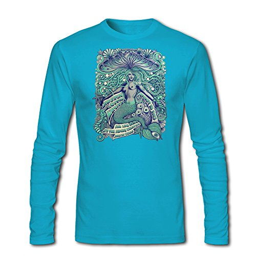 (The Black Angels For Mens Printed Long Sleeve tops t shirts)