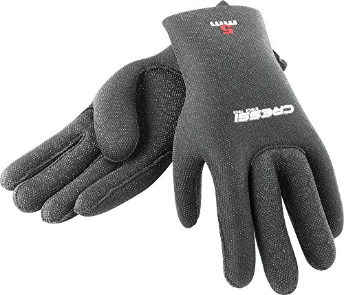 Finger Semi Dry 5mm Glove - 6