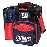 KR Strikeforce York Giants Single Bowling Bag, Multicolor