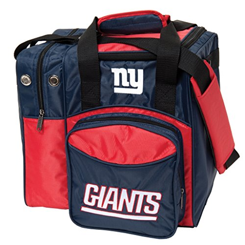 KR Strikeforce York Giants Single Bowling Bag, - Giants Bag Bowling Ny