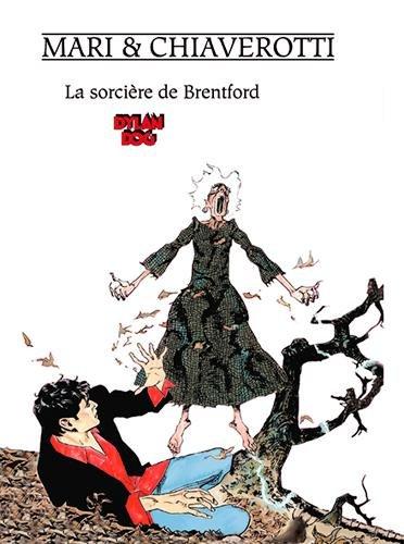Dylan Dog : La sorcière de Bretford ()
