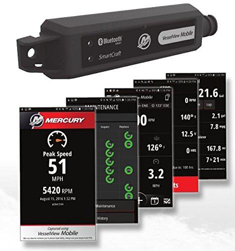 (OEM Mercury Marine SmartCraft VesselView Mobile Kit Android iOS 8M0115080)
