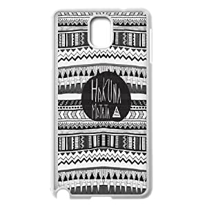 JamesBagg Phone case Hakuna Matata-Lion King quotes series protective case cover For Samsung Galaxy NOTE3 Case Cover C-HKN93461