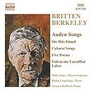 Britten & Berkeley: Settings of Poems by W. H. Auden