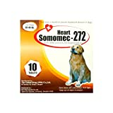 store (Shop 24hours) Product Offering Heart Somomec-272 Heart Worm Prevention for dogs weighing for dogs weighing 50-100 lb.(10 Tablets)
