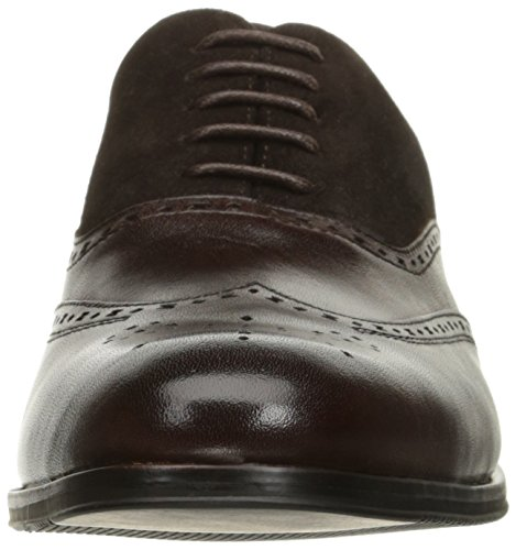 Stacy Adams Heren Stanbury Wingtip Oxford Bruin