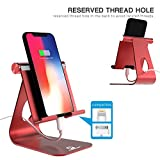Adjustable Tablet Stand, Pasonomi iPad