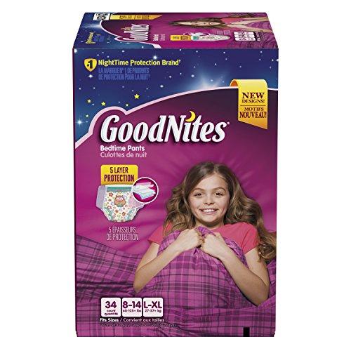 bedtime pants