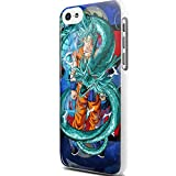 dragon ball z goku the hero for iphone case iphone 5 5s white