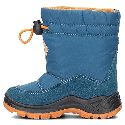 Chaussures Varna Blau erdoel Bébé Marche Naturino Mixte nX0gdpxxw