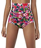 Best Victoria's Secret Bathing suits - Qiaoer Womens Vintage Push up Halter High Waisted Review