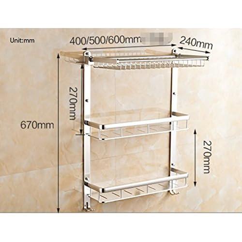 lovely space aluminium storage racks/The bathroom Towel rack/Bathroom Towel rack/Bathroom Accessories-V