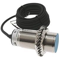 BeMatik - Sensor interruptor de proximidad inductivo 6-36 VDC PNP NO M30 Sn:
