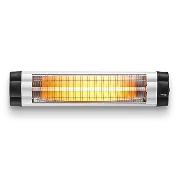 TROTEC 1410003120 - Radiador Infrarrojo IR 2500 S, 3 niveles de calor, potencia de hasta 2500 Watt: Amazon.es: Bricolaje y herramientas