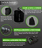 TheFitLife Noise Reduction Ear Plugs - Ultra