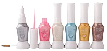 Rio Professional Nail Art Pens Pastel Collection Amazon Beauty