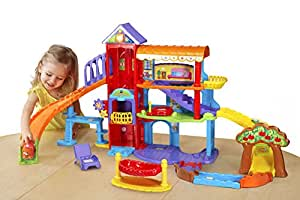 VTech Go! Go! Smart Animals Happy Paws Playland (Frustration Free Packaging)
