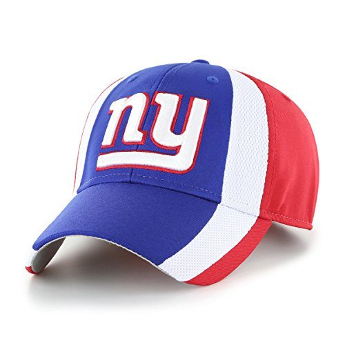 NFL New York Giants Adult Select Ots All-Star MVP Adjustable Hat, One Size, Red ()