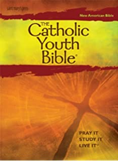 the catholic youth bible new american bible