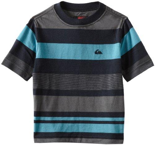Quiksilver Little Boys' Reasoner Short Sleeve Knit Shirt