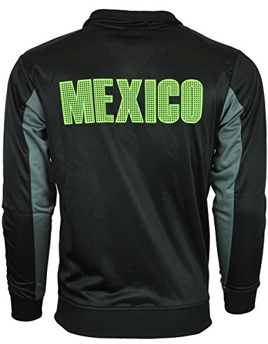 Amazon.com : Mexico Jacket Track Soccer Adult Sizes Soccer ...