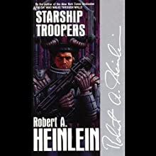 Starship Troopers Audiobook by Robert A. Heinlein Narrated by Lloyd James