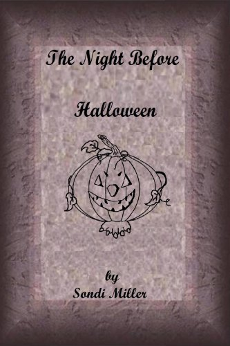 The Night Before Halloween (Monster Classics Book
