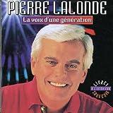 Pierre Lalonde/ 21 succes souvenirs avec Livret Souvenir