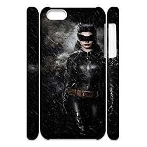 Batman FG0082790 3D Art Print Design Phone Back Case Customized Hard Shell Protection Iphone 5C