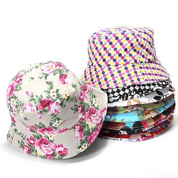 Floral Bucket Hat - Fishing...