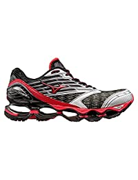 Mizuno Men's Wave Prophecy 5 Shoes & Visor Bundle