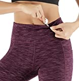 Heathyoga Yoga Pants for Women with Pockets High