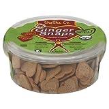 Organic Spelt Ginger Snap Cookies