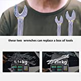 Wrench set, Multifunctional Wrench With Unique