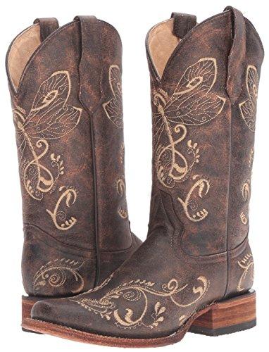 Corral Cowboy Bottes Marron L5079 Femme Et Boots Bottines rqXwr1E
