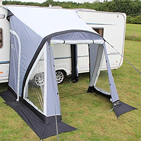 Sunncamp Swift 260 Air Caravan Porch Awning Amazon Co Uk Kitchen