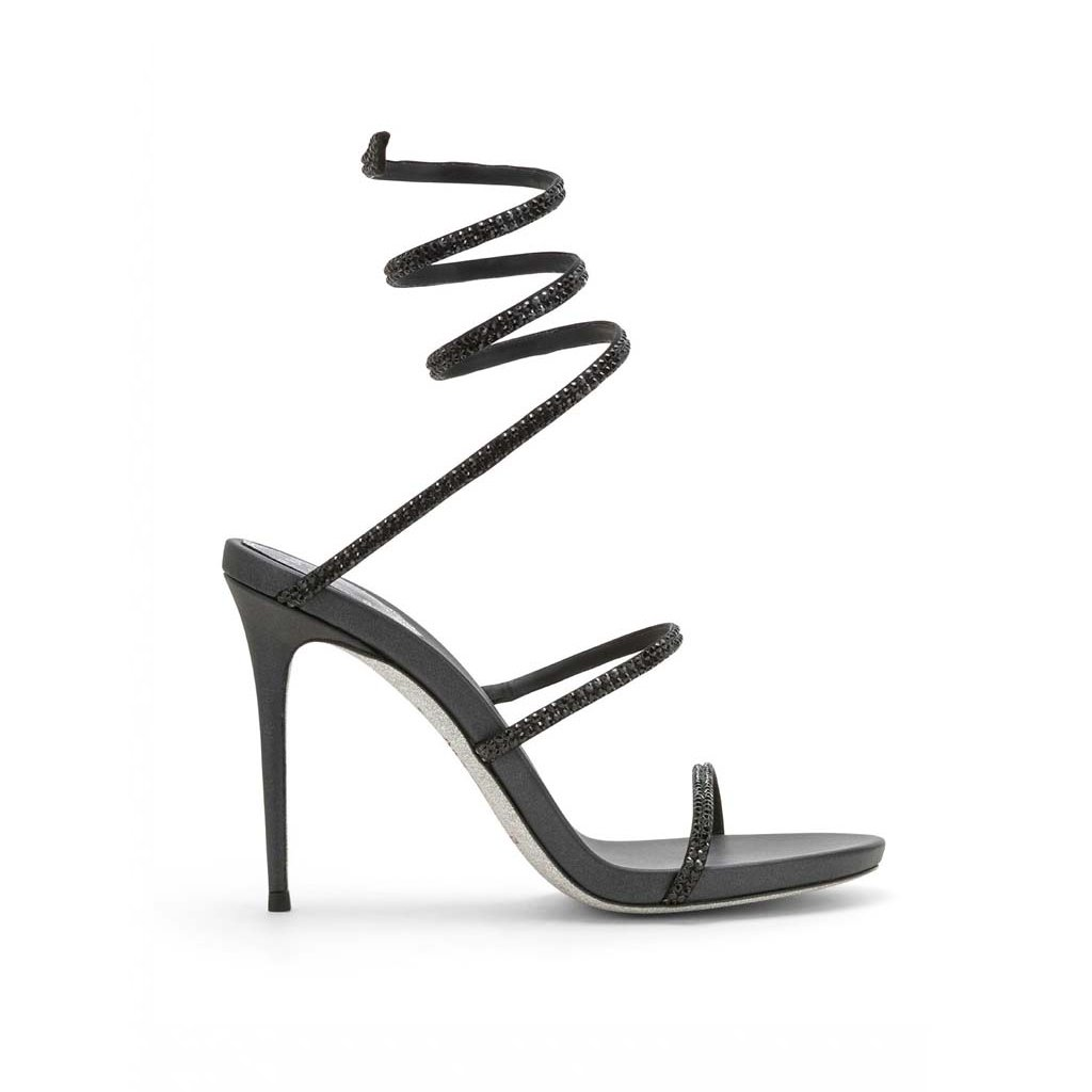 YUBIN High-Heeled Schuhe Serpentine Wicklung Sandalen RömerSandale Joker Ultra Ultra Joker High-Heeled Schuhe Feine mit Sexy Sandalen Sandalen Frauen Sommer Persönlichkeit Schuhe (Farbe : schwarz, Größe : 36) - 6e3efc