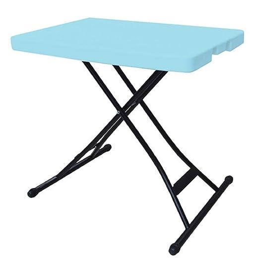 WYJW Catering Plegable Mesas de Camping para Acampar Mesa Plegable ...