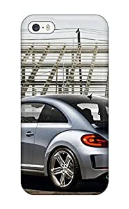 Best 9795451K97464567 Snap-on Volkswagen Beetle 22 Case Cover Skin Compatible With Iphone 5/5s
