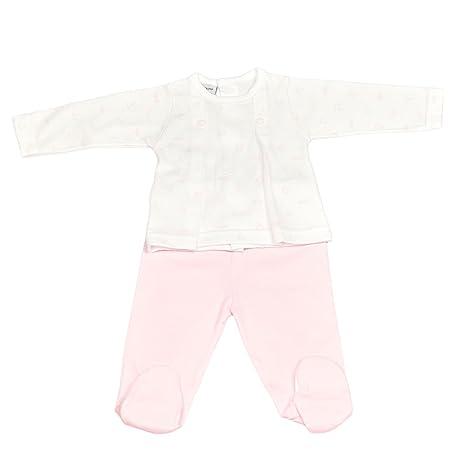 BABIDU 56235, Conjunto de Ropa Interior Unisex bebé, (Rosa 001), 62 (Tamaño del Fabricante:3): Amazon.es: Ropa y accesorios