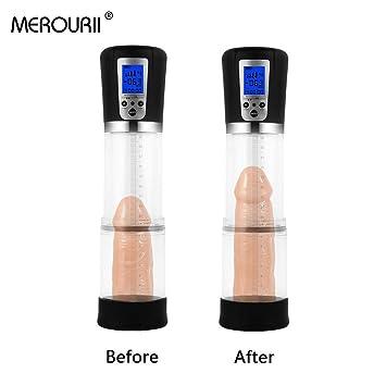 was bringt eine penis pumpe