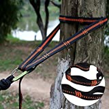 Description:100% brand new and high quality!This strap is made of high-strength nylon silk ribbon.The total length is 280cm and there are 10 nodes.The webbing has strong wear resistance and tensile strength and the load capacity reaches 500kg.Curved ...