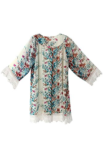 Giacche Manica Palangaro Donne Nimpansa Della Chiffon Daily White Outwear Lunga Cardigan qBax8g