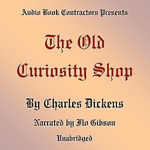 The Old Curiosity Shop Audiobook
